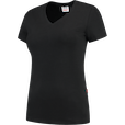 Tricorp T-Shirt V Hals Slim Fit Dames afbeelding 3