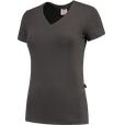 Tricorp T-Shirt V Hals Slim Fit Dames afbeelding 4