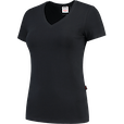 Tricorp T-Shirt V Hals Slim Fit Dames afbeelding 9