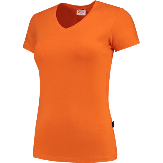 Tricorp T-Shirt V Hals Slim Fit Dames