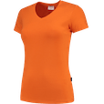 Tricorp T-Shirt V Hals Slim Fit Dames afbeelding 1