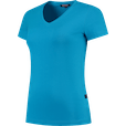 Tricorp T-Shirt V Hals Slim Fit Dames afbeelding 5