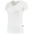 Tricorp T-Shirt V Hals Slim Fit Dames afbeelding 2