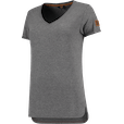 Tricorp T-Shirt Premium V Hals Dames afbeelding 3