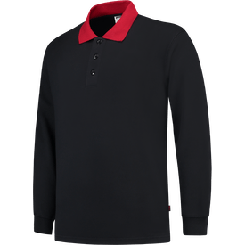 Tricorp Polosweater Contrast afbeelding