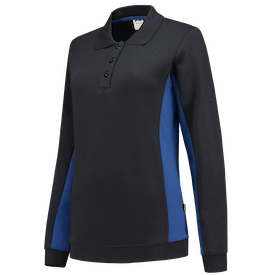 Tricorp Polosweater Bicolor Dames afbeelding