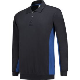 Tricorp Polosweater Bicolor afbeelding