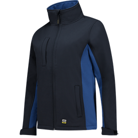 Tricorp Softshell Bicolor Dames afbeelding
