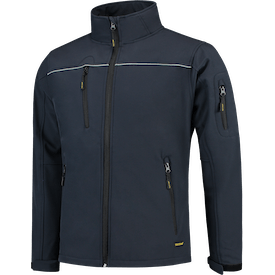 Tricorp Softshell Luxe Kids afbeelding