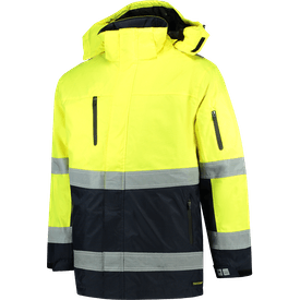 Tricorp Parka ISO20471 Bicolor afbeelding